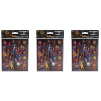 (3 Pack) Five Nights at Freddy's Sticker Sheets, 4ct