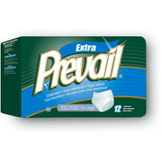 Prevail Protective Adult Underwear, 2XL, 48 ct