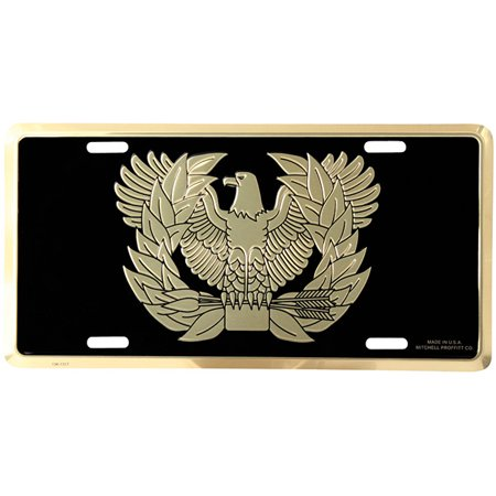 U.S. Army Warrant Officer License - Army Wife License Plate