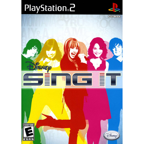 Disney Sing It - game only (PS2)