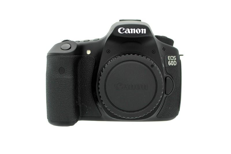 Canon EOS 60D 18MP CMOS Digital SLR Camera Body Only No Lens