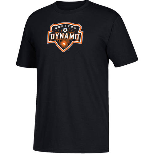MLS-Houston Dynamo-Men's-Logo Tee