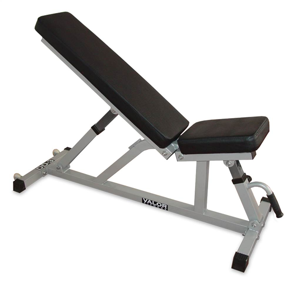 Flat Utility Bench with Wheels