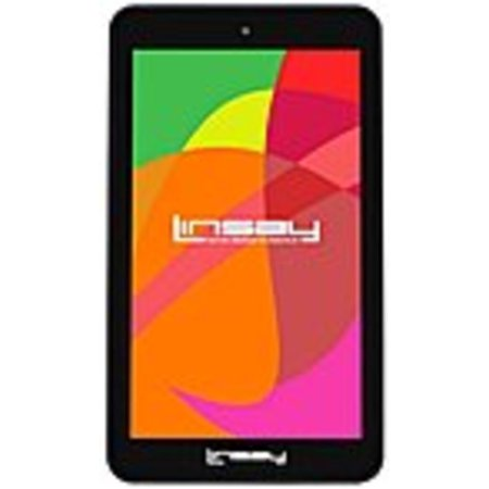 Refurbished LINSAY F-7XIPS 7-inch Tablet PC - Cortex A7 1 2 GHz Quad-Core  Processor - 512 MB DDR3 RAM - 8 GB Storage Memory - Android 4 4 KitKat