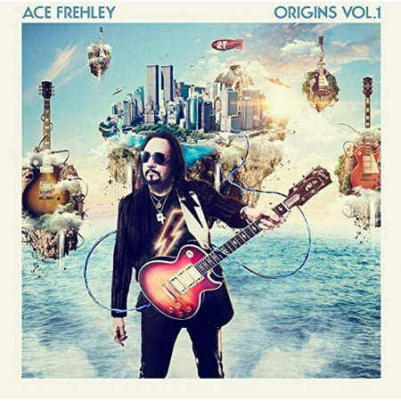 Ace Frehley Origins Volume 1 (CD)