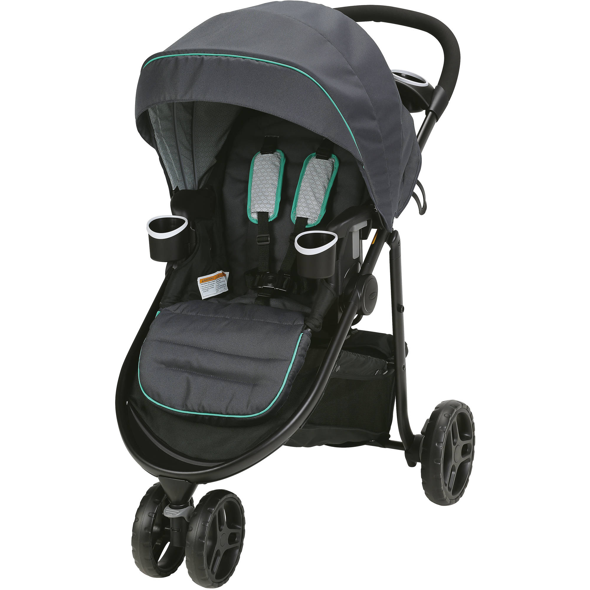 Graco Modes 3 Lite Lightweight Stroller, Basin by Graco