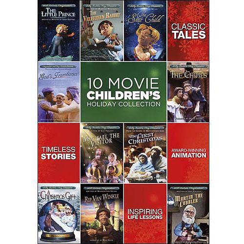 10-Movie Children's Holiday Collection [DVD]