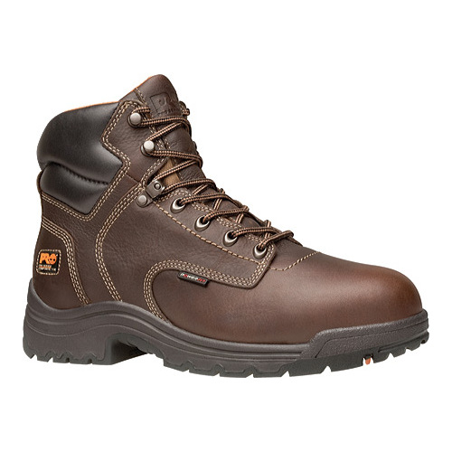 "Men's Timberland PRO TiTAN 6"" Waterproof Composite Safe Boot"