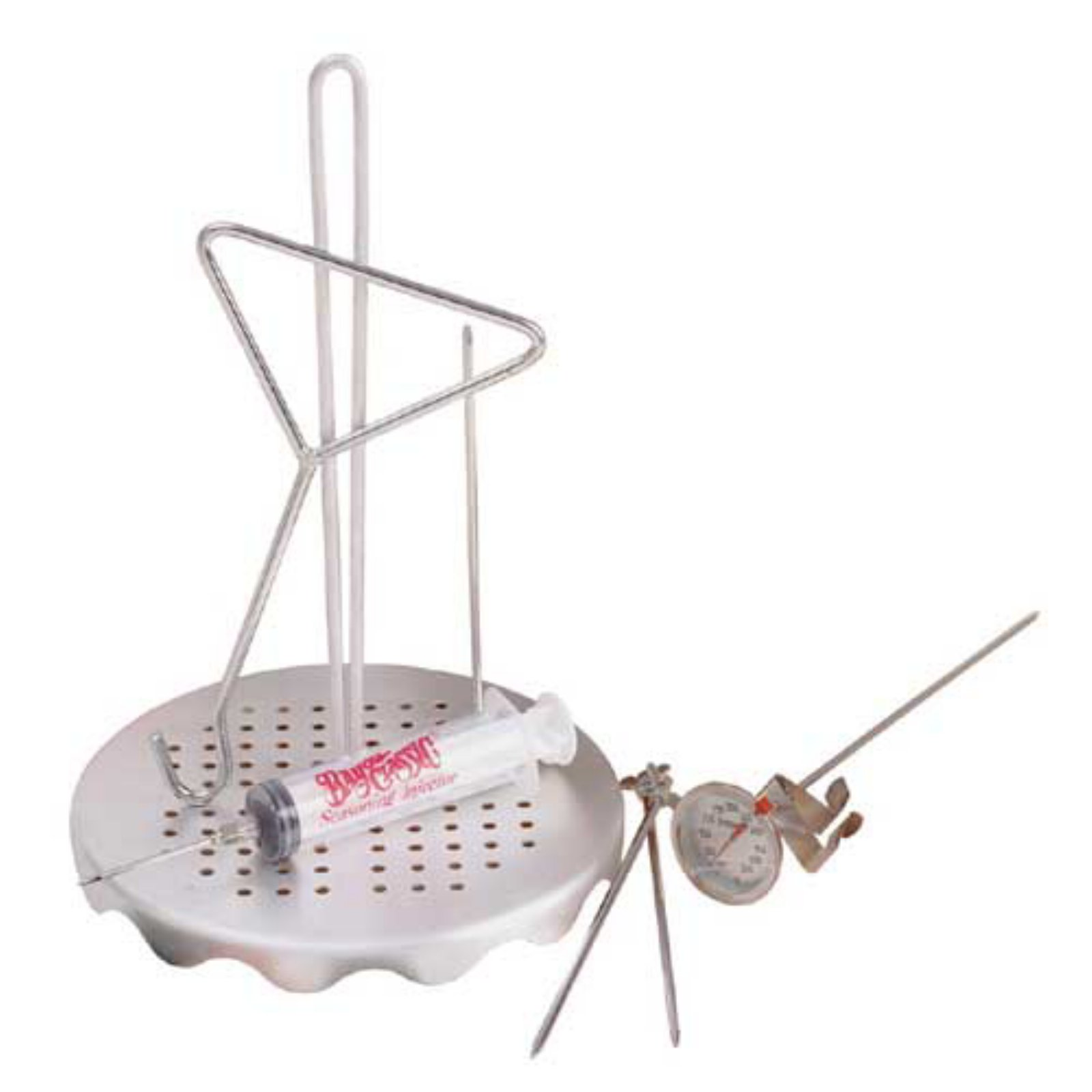 Bayou Classic Complete Turkey Fryer Rack Set