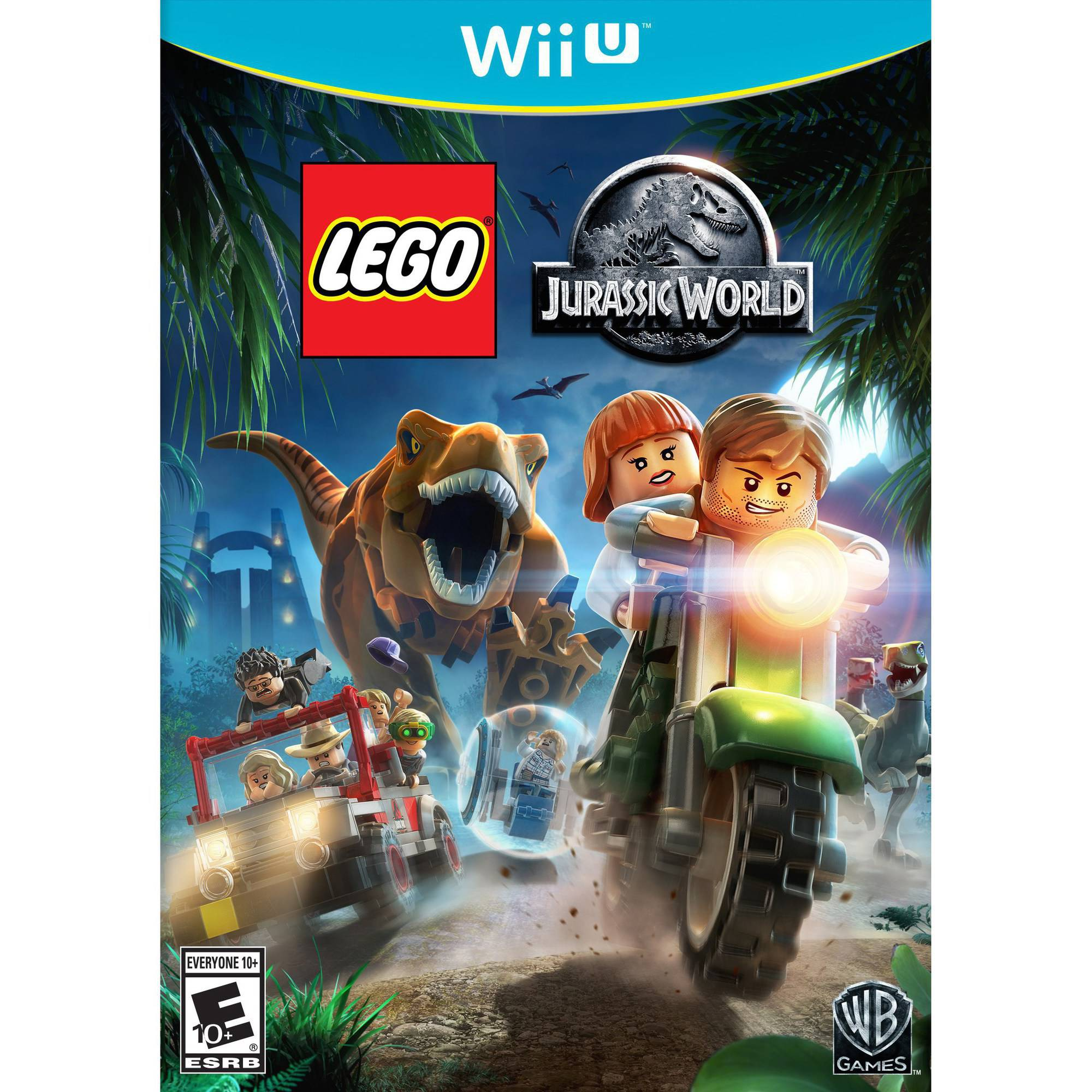 LEGO: Jurassic World (Wii U)