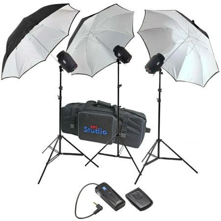 - RPS Studio SB Series 540 Watt/Second 3 Monolite Kits