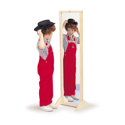 Whitney Brothers 13'' H x 48'' W Mirror