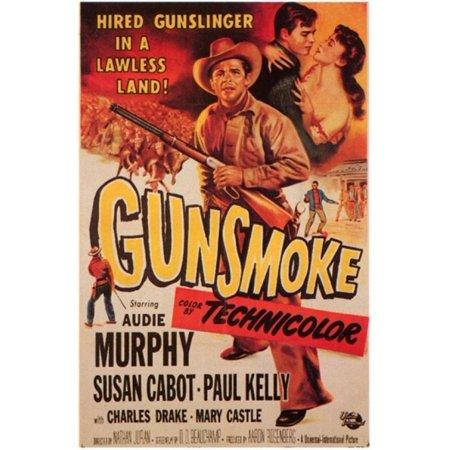 Gunsmoke Movie Poster (11 x - Gunsmoke Costumes