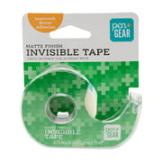 Pen + Gear .75 in x 1300 in Matte Finish Invisible Stationery Tape