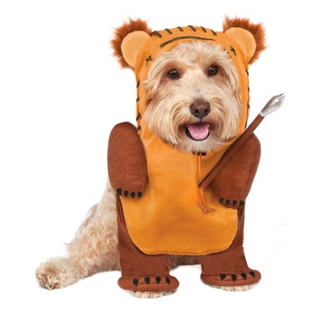Star Wars Running Ewok Dog Costume