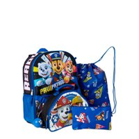 Paw Patrol Action Pack 5 Piece Backpack Set