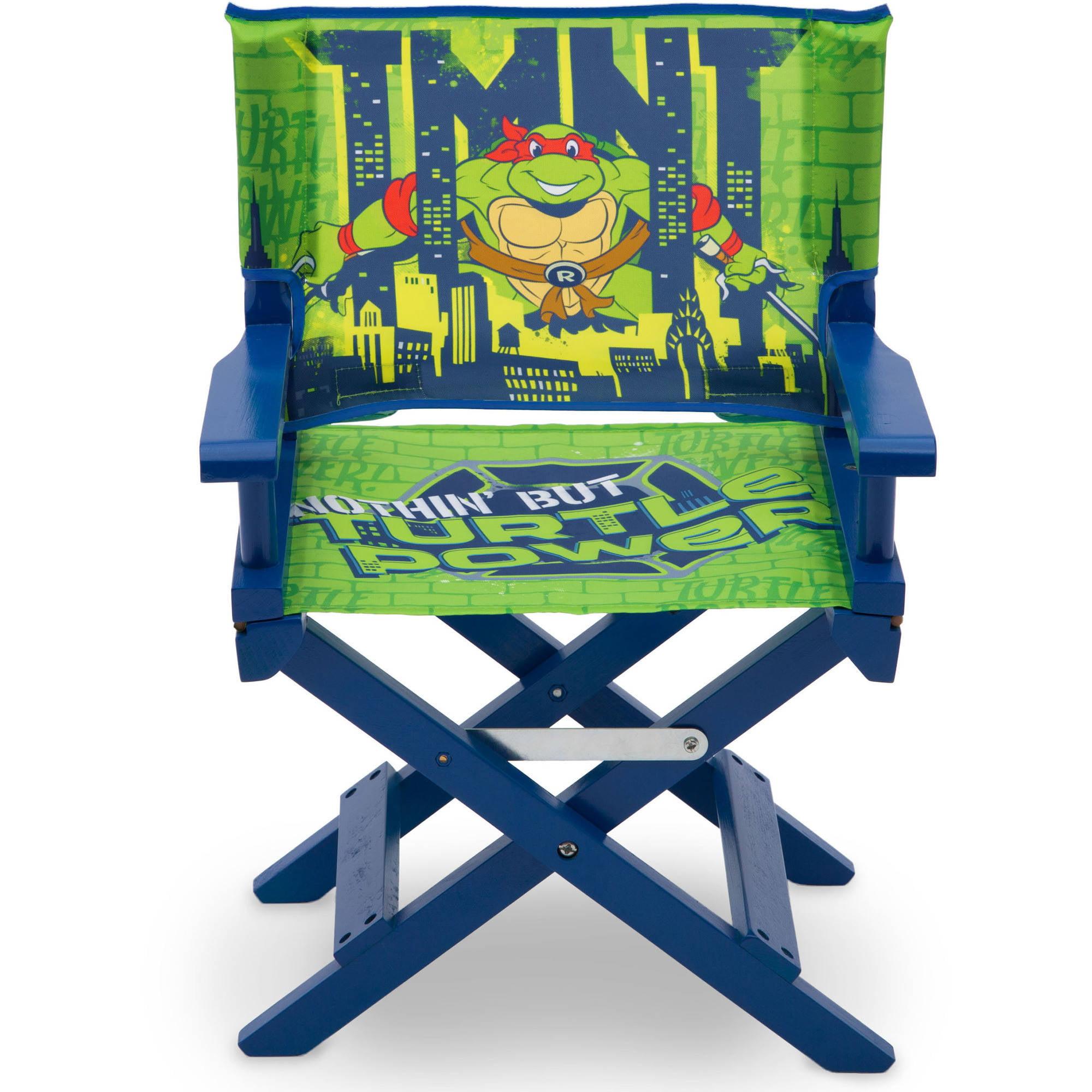 Nickelodeon Teenage Mutant Ninja Turtles Director's Chair