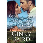 Counterfeit Cowboy - eBook