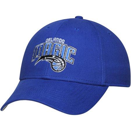 Men's Blue Orlando Magic Mass Basic Adjustable Hat - - Magic Top Hat