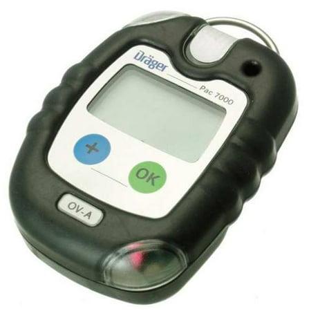 DRAEGER 8321007 Single Gas Detector, Organic Vapors - Walmart com