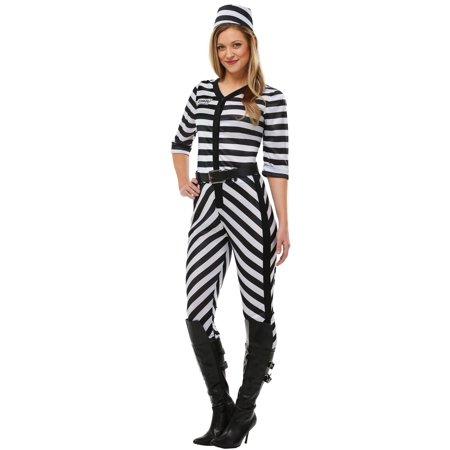 ad28fef1af Women s Jailbird Beauty Plus Size Costume - image 1 ...