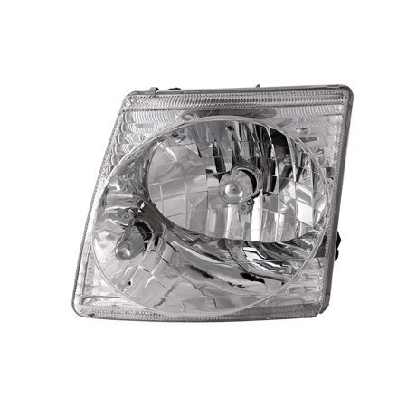 2001-2003 Ford Explorer/2001-2005 Explorer Sport Trac Driver Side Headlight FO2502170