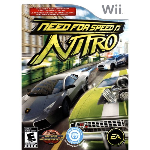Need For Speed Nitro (Wii) - Pre-Owned