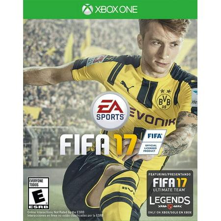 FIFA 17 - Xbox One (Refurbished)
