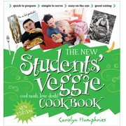 New Students Veggie Cook Book - eBook