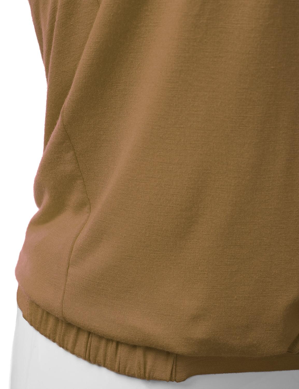 96f9e76cc7a Doublju - Doublju Women s Basic Strapless Cami Tube Top MOCHA S - Walmart .com