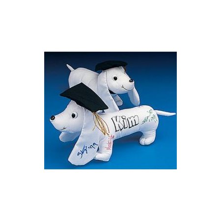 GRADUATION AUTOGRAPH DOG - Graduation Dog