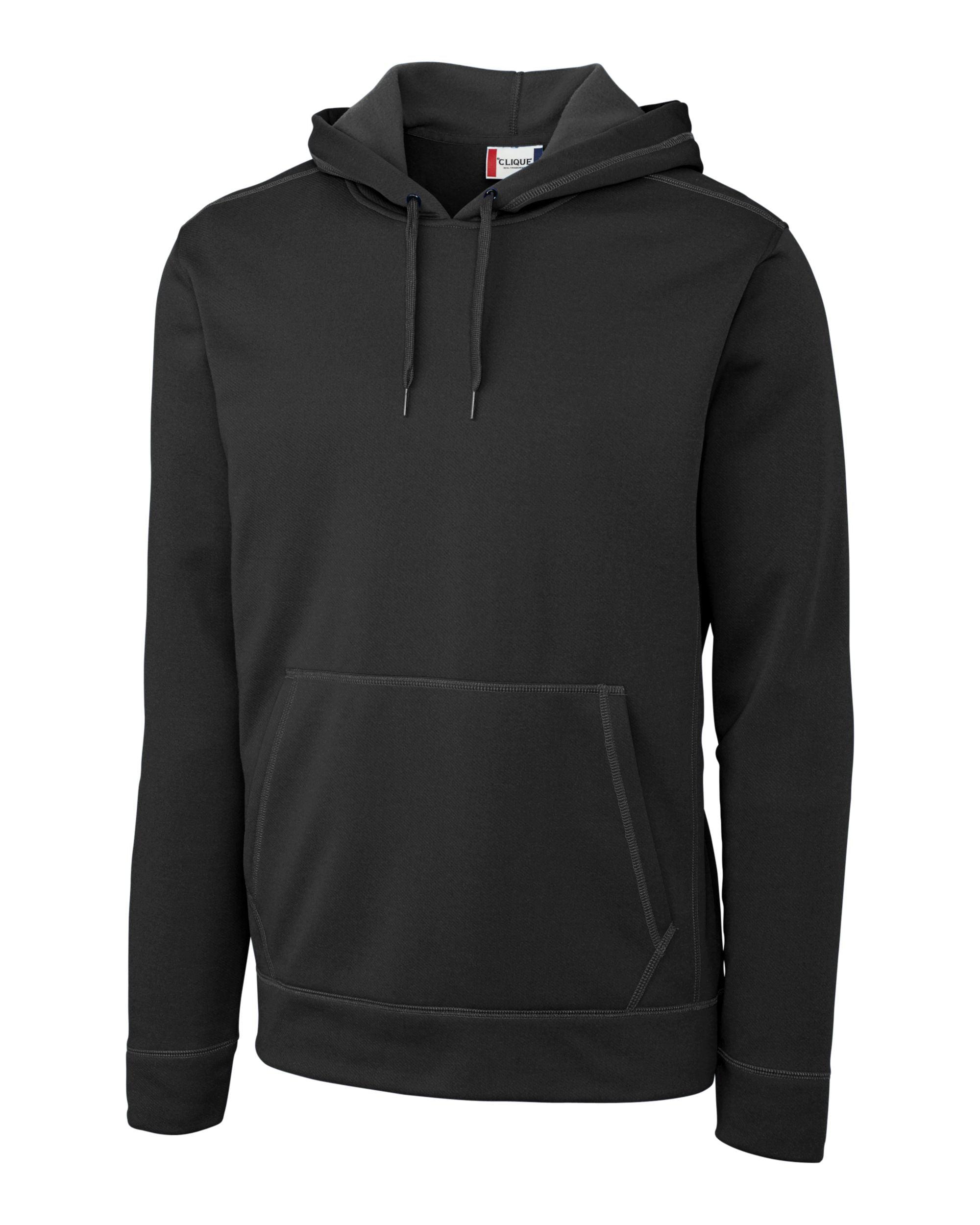 clique cliquenew wave men's vaasa pullover hoodie