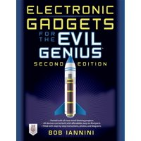 Evil Genius: Electronic Gadgets for the Evil Genius: 21 New Do-It-Yourself Projects (Paperback)