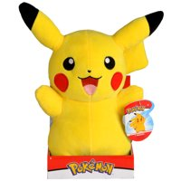 "Pokmon 12"" Plush - Pikachu"