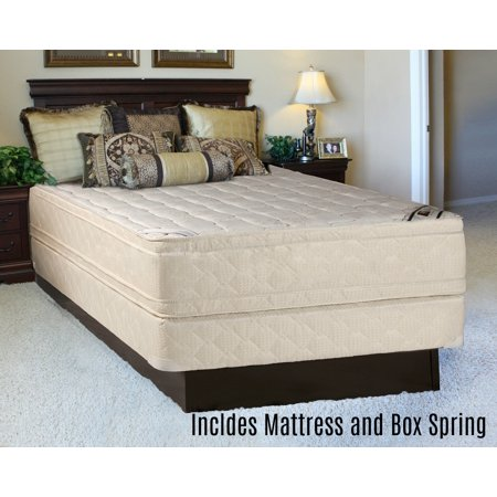 Continental Sleep 14 Inch Fully Assembled Innerspring