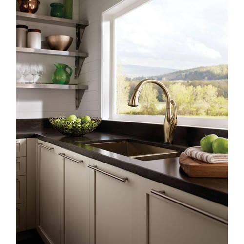 Delta Addison Touch Activated Kitchen Faucet with Pull-Down Spray,  Available in Various Colors - Walmart.com