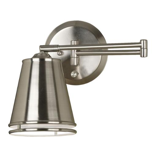 Design Craft Suri Wall Swing Arm Light by Overstock