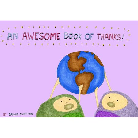 An Awesome Book of Thanks by