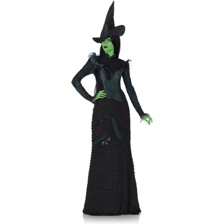 Leg Avenue Adult Wicked Deluxe Defying Gravity Elphaba 3-Piece Costume