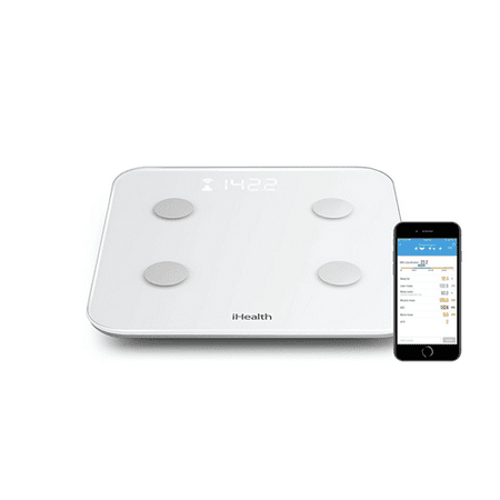 iHealth HS6 Core Wireless Body Composition Scale for Apple and Android -