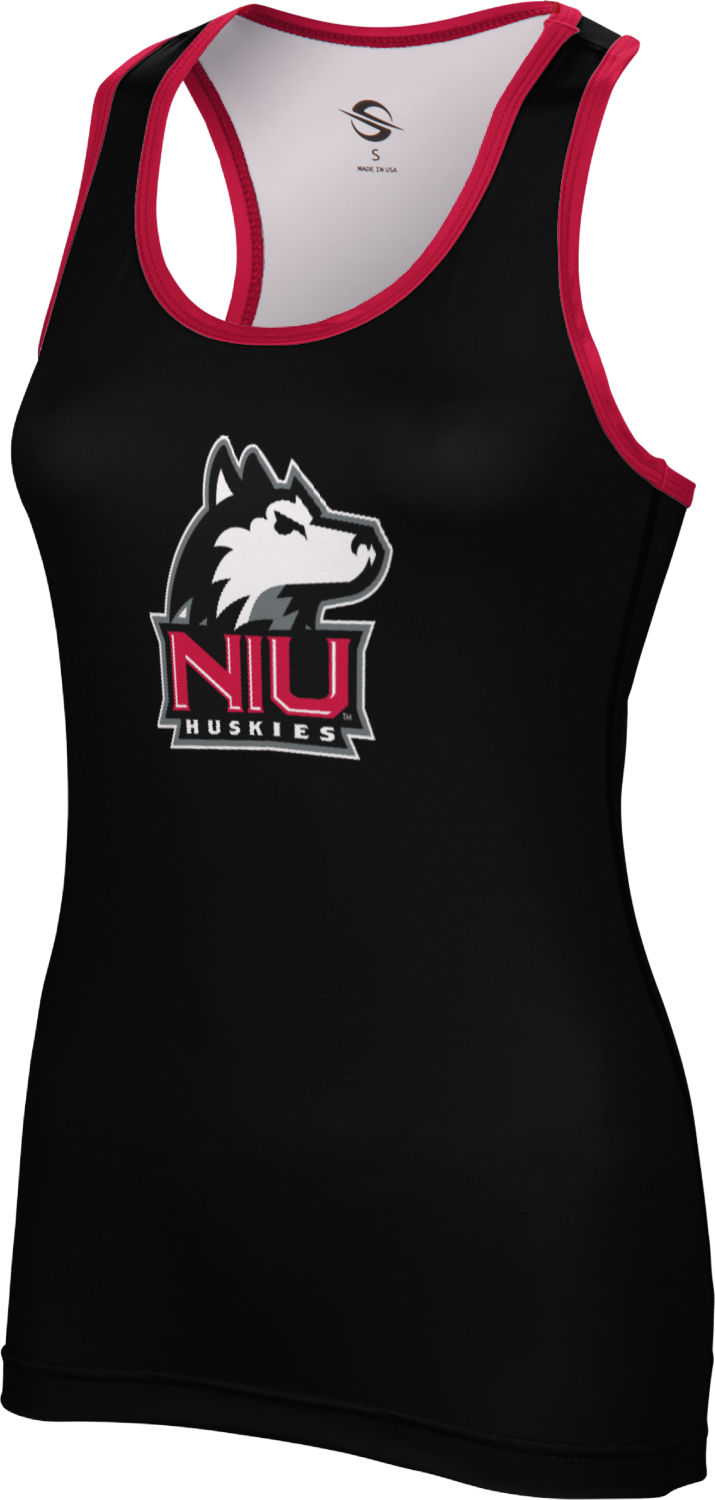 ProSphere Women's Northern Illinois University Crisscross Performance Tank by