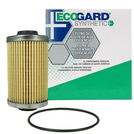 ecogard s5274 cartridge engine oil filter for synthetic. Black Bedroom Furniture Sets. Home Design Ideas