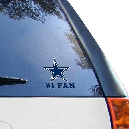 Dallas Cowboys WinCraft #1 Fan 3