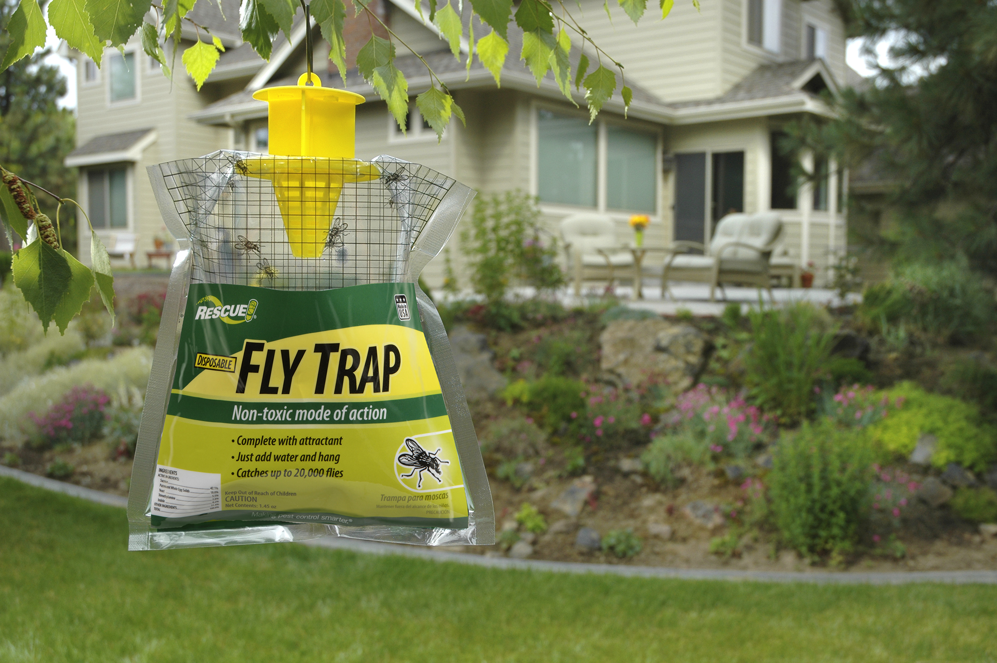 Rescue 1 Count Disposable Fly Trap