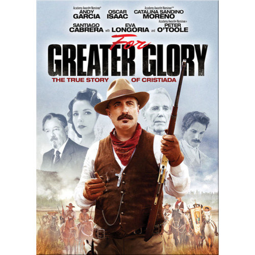 For Greater Glory With Peter O'Toole - DVD