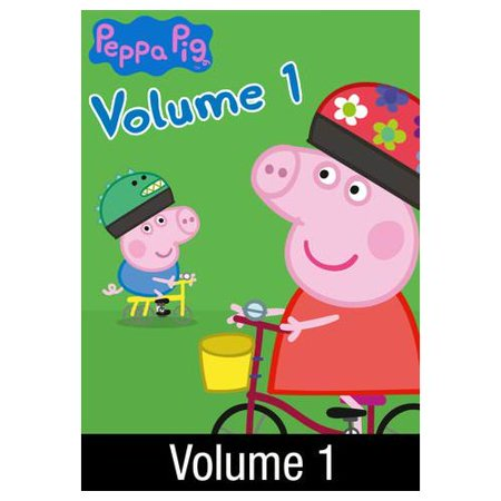 Richard Ridings Peppa Pig Peppa Pig: Volume 1 (2...