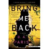 Bring Me Back (Paperback)(Large Print)