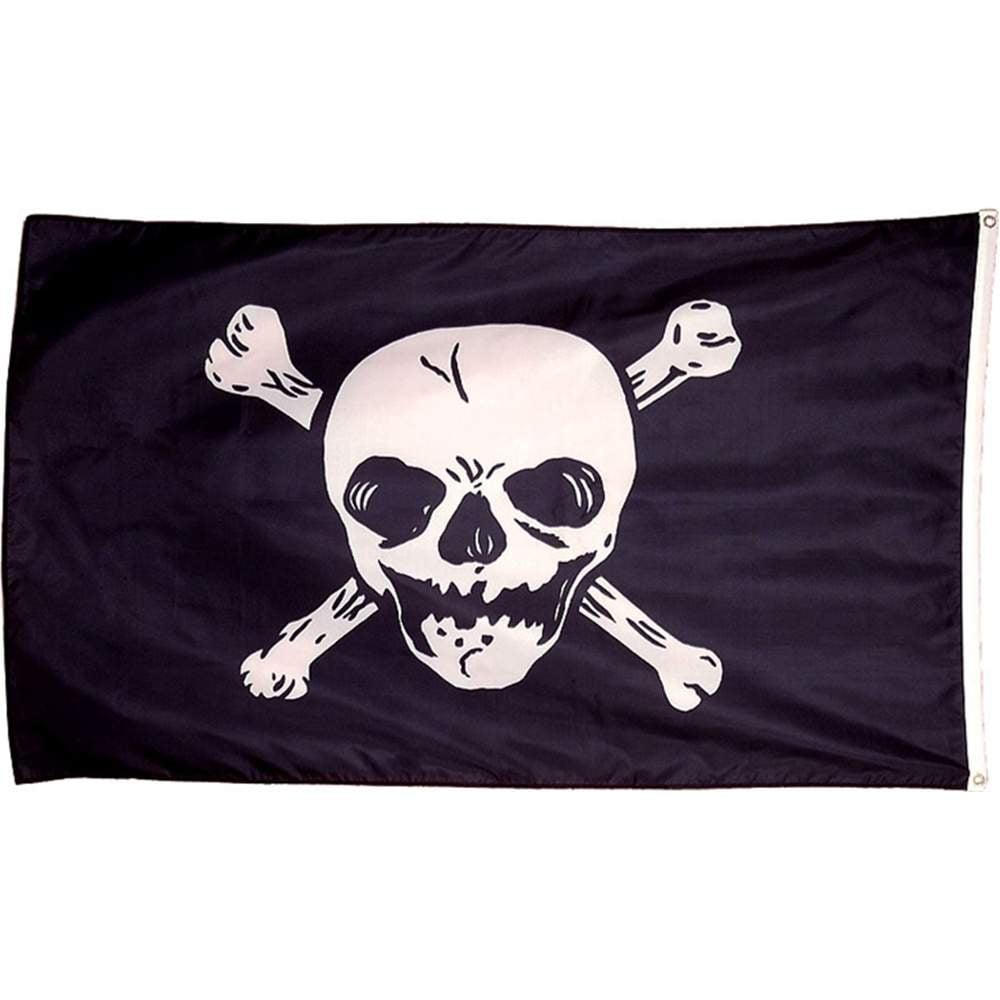 Crossbones Pirate Flag