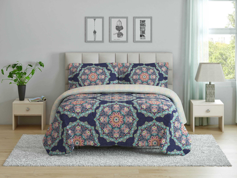 Peach /& Oak Comforter Set Hannah Ogee