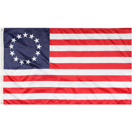 Red White Blue - United States Colonial Flag - 3  X 5  - Walmart.com 1fb505f5691